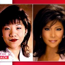 Julie Chen – Just Plastic Surgery or Racism?