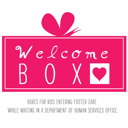 Give a Welcome Box to a Child Entering Foster Care This Season