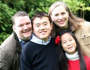 The Braden Family