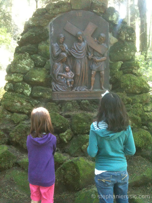 Grotto - Stations of the Cross
