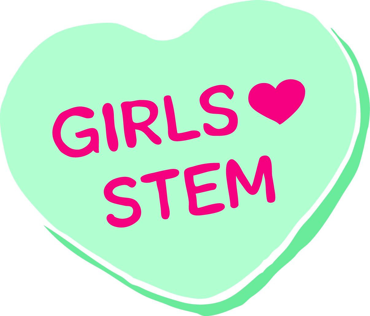 Image result for gIRLS LOVE STEM