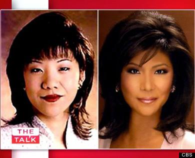 Julie Chen – Just Plastic Surgery or Racism?