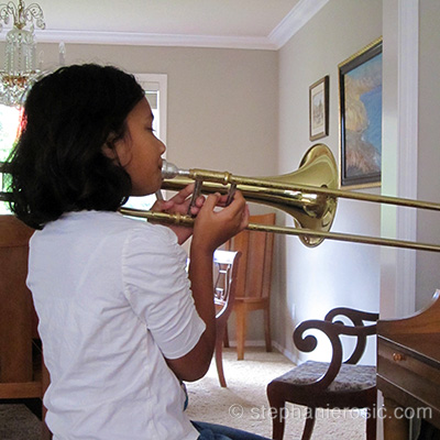 Want to be a Feminist? Play the Trombone