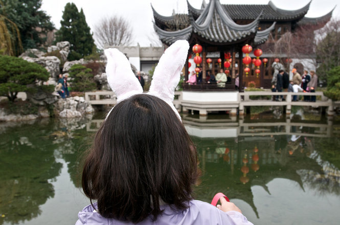 Celebrating Lunar New Year With Kids
